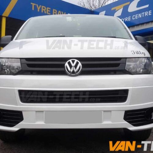 Pre-painted VW T5.1 Bumpers and Sportline Upgrade kit