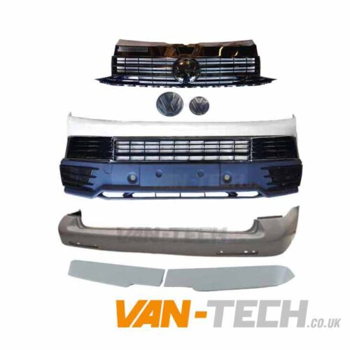 Pre-painted VW T6 Startline to Highline Conversion kit