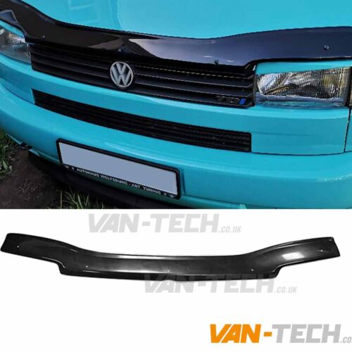 VW T4 Transporter Short Nose Bonnet Deflector Protector Guard