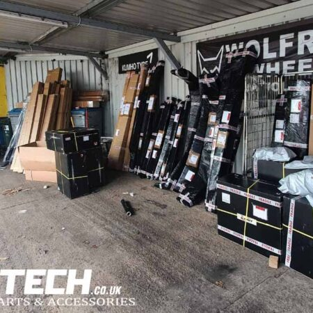 Lots of orders going out today van-tech (1)
