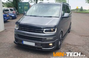 VW Transporter T5.1 Parts including Rear Tailgate Bumper Styling kit supplied and fitted