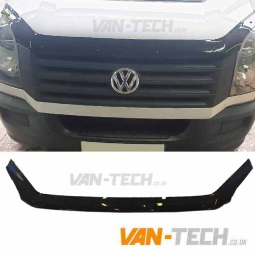 VW Crafter Bonnet Deflector Protector Guard 2006-2016