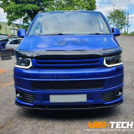 VW Transporter T5.1 Parts and Accessories Lightbar Headlights, Sportline Bumper, Splitter and Sportline Side Bars! (2)