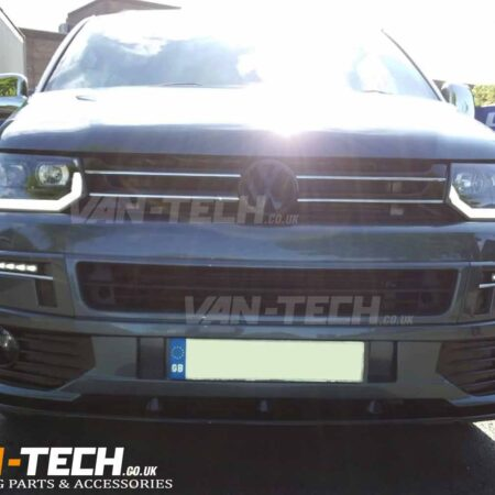 VW T5 to T5.1 Transporter Front End Conversion and Rear Lights