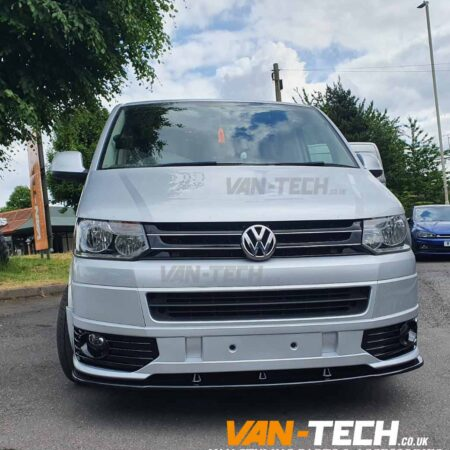 VW Transporter T5.1 Sportline Bumper and Lower Splitter Combo