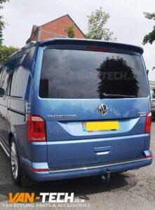 VW Transporter T6 Parts supplied and fitted including Sportline Bumper, Splitter and much more!