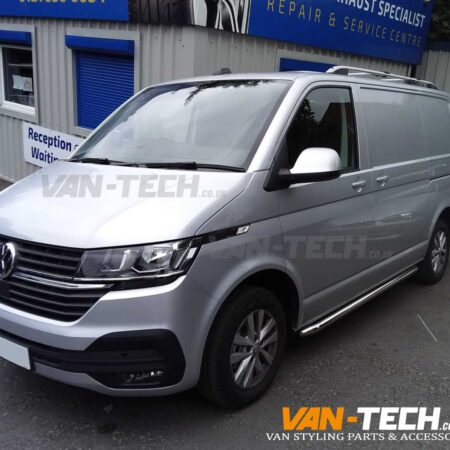 VW T6.1 Parts and Accessories Side Bars, Roof Rails and Rear Bumper Cover