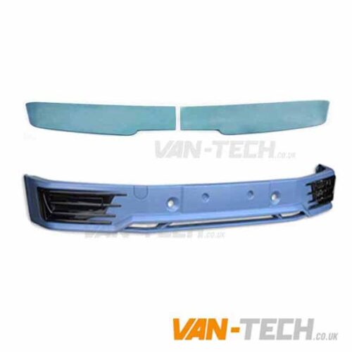 VW Transporter T6 Sportline Bumper and Barn Door Spoiler