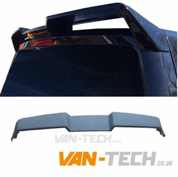 VW Transporter T6 Tailgate Roof Spoiler