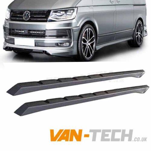 VW Transporter T5.1 T6 Body Styling Side Skirts