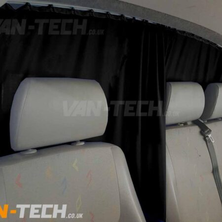 VW Transporter T4 T5 T5.1 T6 T6.1 Cab Divider Curtains back in stock!