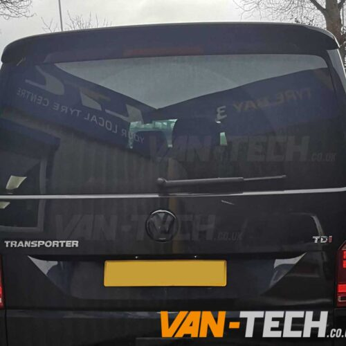 VW T5 T6.1 Privacy Glass Tailgate Tinted Window