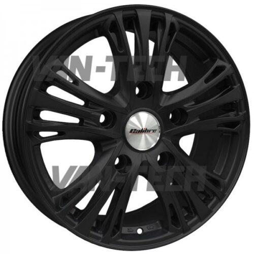Calibre Odyssey Ford Transit Alloy Wheels Matte Black