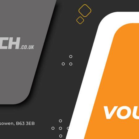 Van-Tech Gift Vouchers