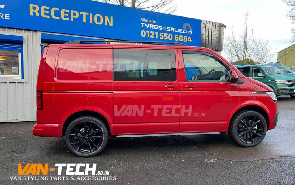 VW Transporter T6.1 Parts and Accessories supplied and fitted