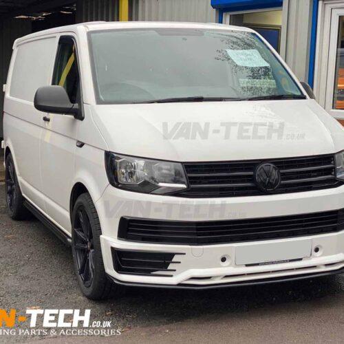 FOR SALE: VW Transporter T6 White 2015 1.9L Barn Door Model