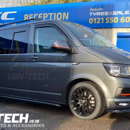 VW Transporter T6 Accessories and Parts supplied and fitted
