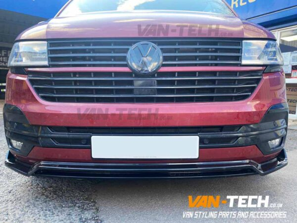 VW Transporter T6.1 Front Lower Splitter Van-Tech Exclusive Product