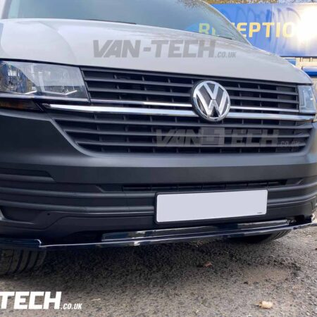 VW T6.1 parts and accessories Alloy Wheels, Side Bars, Roof Rails and Standard Bumper Splitter