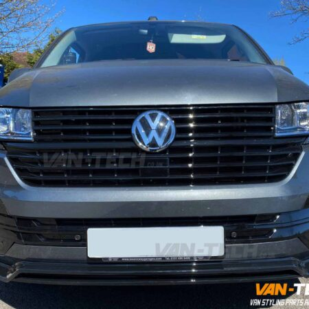 VW Transporter T6.1 Parts and Accessories Splitter and Grilles