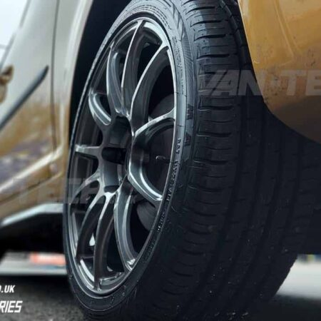 """VW Caddy BOLA VST Alloy Wheels 18"""" and a set of Maxxis HP5 Tyres"""