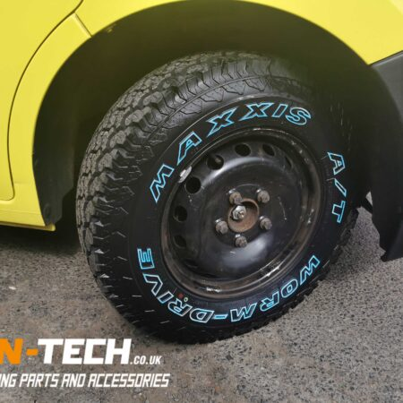 All Terrain Maxxis AT980 225/75 16 Tyres for a Renault Master Van