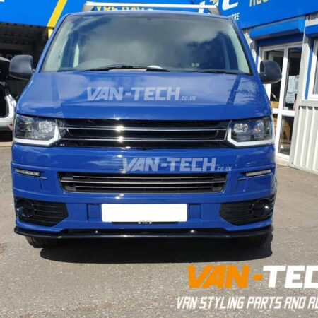 VW Transporter T5 to T5.1 Front End Coversion Facelift supplied and fitted
