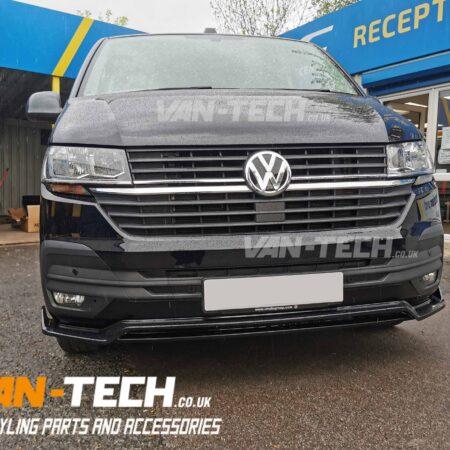 Van-Tech VW T6.1 Front Spoiler / Splitter