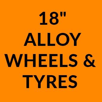 """18"""" T6.1 ALLOY WHEELS & TYRES"""