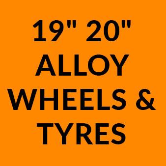 """19"""" & 20"""" T6.1 ALLOY WHEELS & TYRES"""