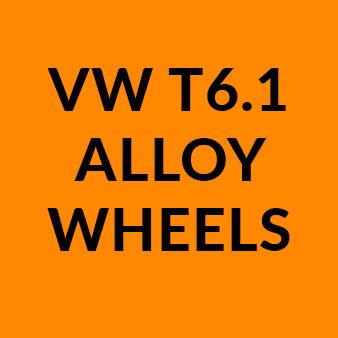 VW T6.1 ALLOY WHEELS
