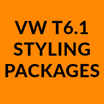 VW T6.1 STYLING PACKAGES
