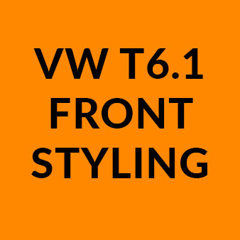 VW T6.1 FRONT STYLING