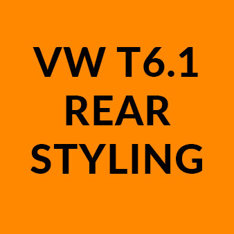 VW T6.1 REAR STYLING