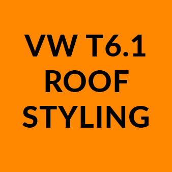 VW T6.1 ROOF STYLING