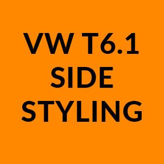 VW T6.1 SIDE STYLING