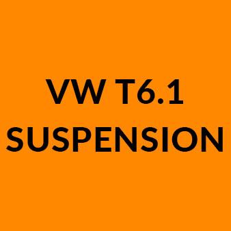 VW T6.1 SUSPENSION