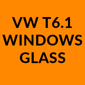 VW T6.1 WINDOWS GLASS