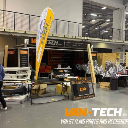 Van-Tech would like to thank everyone who attended Camper Mart 2021